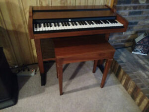 Vintage piano keyboard for sale