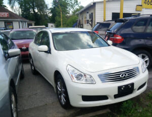 2007 Infiniti G35x All-Wheel-Drive *LOW MILEAGE AND LOW PRICE