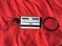 Alesis I/O 26 FireWire Audio Interface
