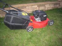 Champion R484 Petrol Lawn Mower With Fully Serviced 4.0hp Engine 48cm Cutting Width
