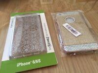 2 x new iPhone 6/s cases