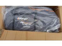 Brand new Vango AirBeam Air Away Kela Tall drive away awning