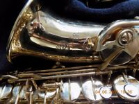 Alto Saxophone Jupiter Jas 500 with good condicion. No any damage.