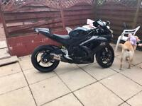 Suzuki gsxr 750 k8 2009 low miles.may swap