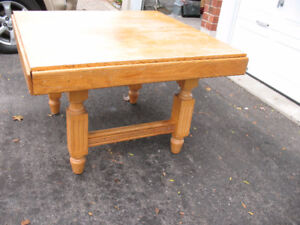Antique Ash Dining room table