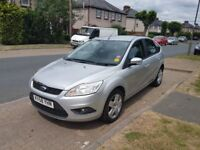 FORD FOCUS 1.6 TDCI DIESEL STYLE 58 PLATE VERY CLEAN CAR REDUCED TO CLEAR