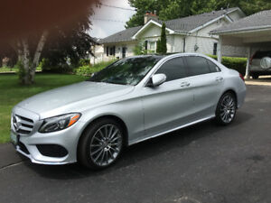 NEW PRICE ! 2015 Mercedes-Benz C-Class C400 Sedan