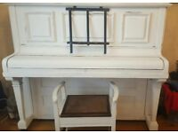 Shabby Chic upright Piano