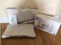 Nintendo Wii and Balance Board
