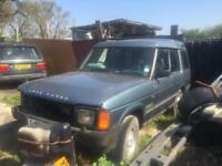 Land Rover discovery 200 3.5 v8 breaking