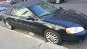 Chrysler Sebring convertible LX 2003