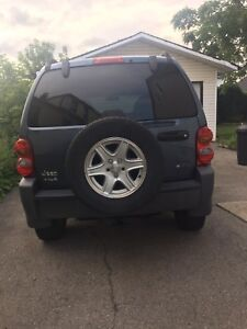 2002 Jeep Liberty Sport As Is