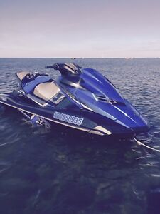 2015 Yamaha waverunner FX SVHO - top of the line