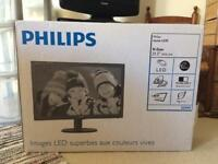 PHILIPS LED MONITOR BRAND NEW