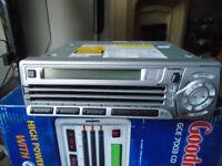 Goodmans Car Multi CD and Radio Player