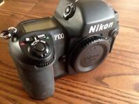 Nikon F100 +MB15 grip