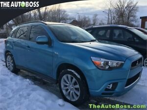 2011 Mitsubishi RVR GT 4WD CERTIFIED! ACCIDENT FREE! WARRANTY!