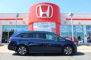 2014 Honda Odyssey Touring - ADVENTURE READY VAN -