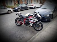YAMAHA R1 BIG BANG 2010 LOW MILAGE, FSH, FULLY LOADED, ONE OF A KIND
