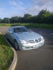 3l V6 Mercedes SLK