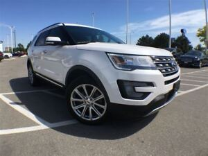 2017 Ford Explorer Limited,Former Ford Executive Driven