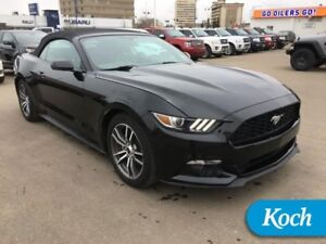 2015 Ford Mustang EcoBoost Premium   EcoBoost, Auto, Leather, HI