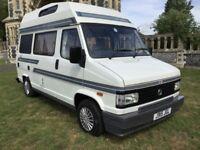 Talbot Express Campervan Motorhome 1991 J Reg Very Good Condition
