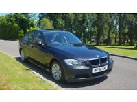 BMW 320D 4 Door Saloon 2006 6 Speed Manual