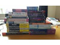 Medical Book's For Student Nurses or Doctor's