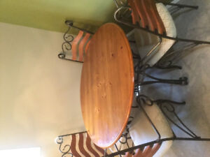 5 Piece Dinette Package