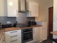 Fully furnished 1 bedroomed Top Floor flat Marischal Street, Peterhead Available immediately .