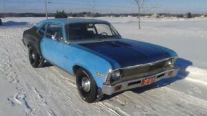 1968 Moteur 327 à vendre ( l'auto n'est pas à vendre )