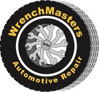 $35/hr  Automotive/Marine & Small Engine Mechanic  $35/hr