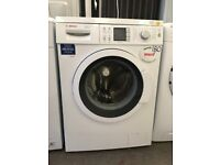 Bosch WAQ28461GB Exxcel VarioPerfect 8kg Freestanding Washing Machine White