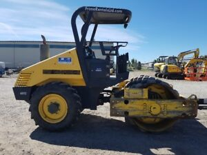 "Bomag BW 145PD3 56"" Padfoot Packer"