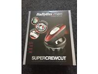 BaByliss for men hair cutters