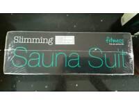 Sauna suit. New