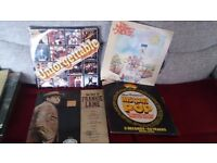 Alan freemans history of pop record,the muppet movie,unforgettable and arcade songs records