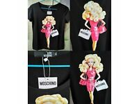 NEW!!! LOVE MOSCHINO TSHIRT FOR WOMEN SIZE M