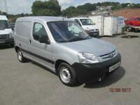 2009 Peugeot Partner 1.6HDi 75bhp Professional 600 *** NO VAT TO PAY ***