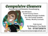 Compulsive Cleaners LTD
