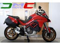 2015 Ducati Multistrada 1200 S + Touring Pack Red 1 Owner | £161.05 pcm