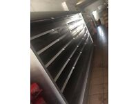 COMMERCIAL DRINK / DAIRY DISPLAY CHILLER / COOLER FOR SHOP