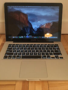 MacBook Pro 13-inch, Early 2011 FOR SALE!
