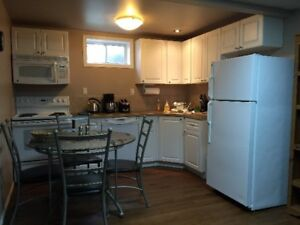 Nice 2 Bedroom Suite - first month is rent free