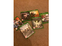 XBOX ONE GAMES SWAP FOR PS4 GAMES