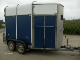 Ifor Williams 505R (Hunter) Horse Trailer