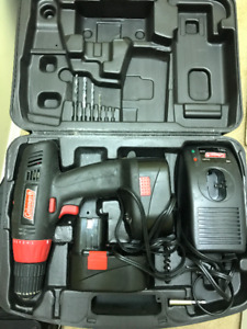 Coleman Electric Drill