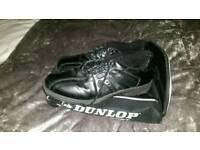 Dunlop men's golf shoes (size 12)