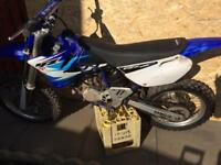Yamaha yz85 sell or swap for quad